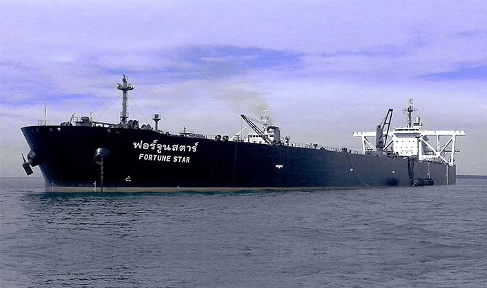 Company Profile - Nathalin Shipping